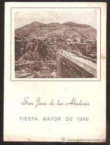 Sant Joan de les Abadeses 1946